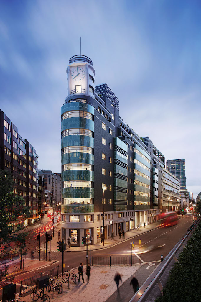 CGI of Commonwealth House (courtesy of Orms)