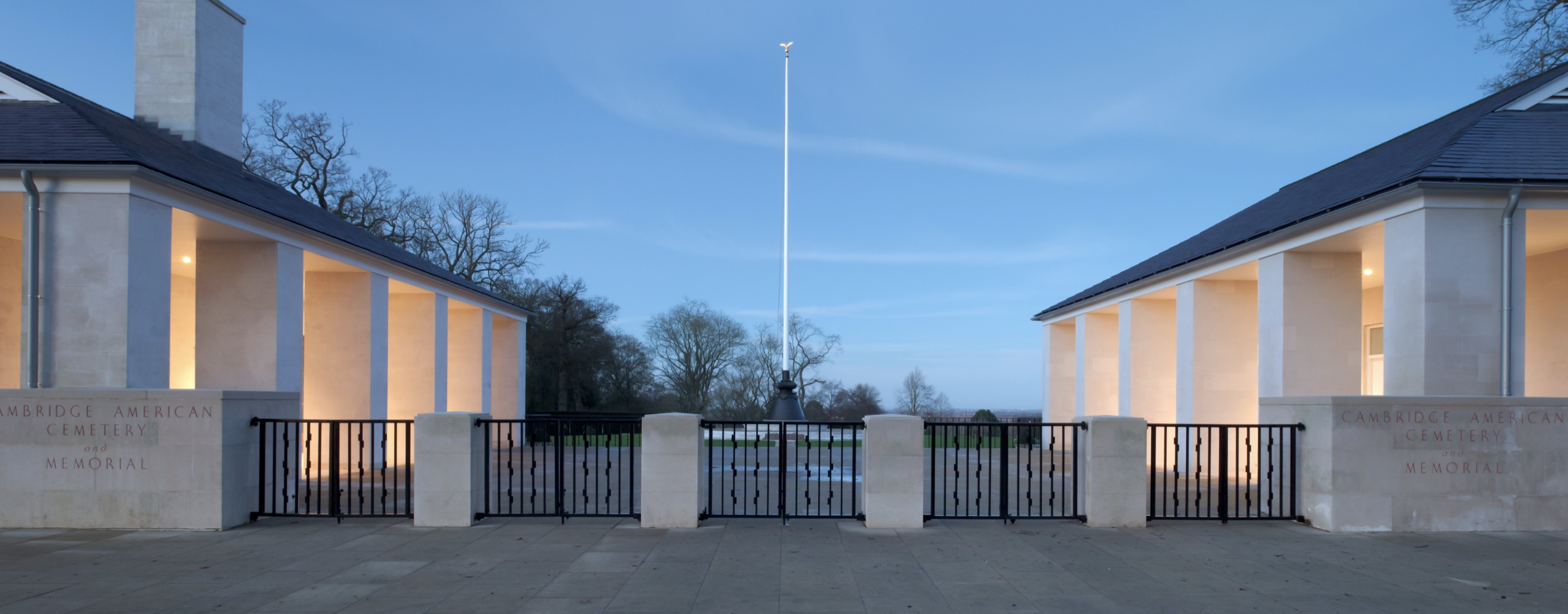 American Cemetery, Madingley