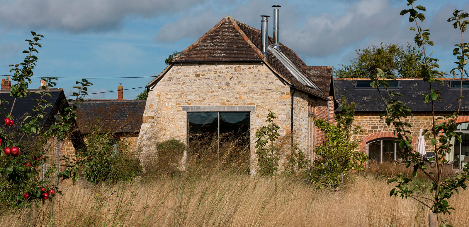 Crofts Barn (photo Graham Gaunt)